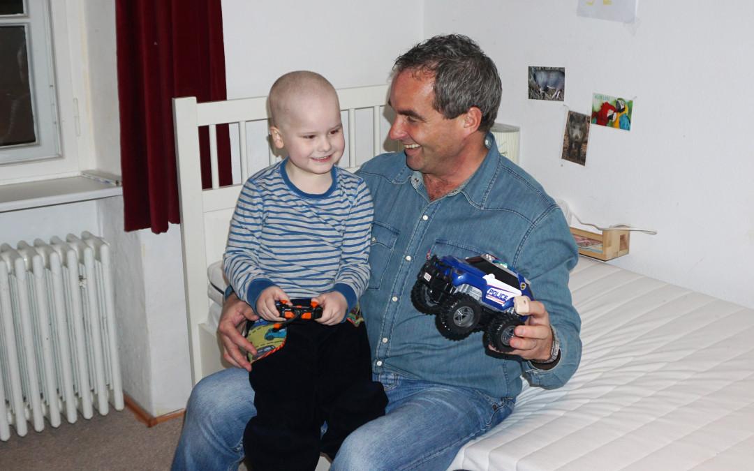 Hilfe für Bennit und seine Familie