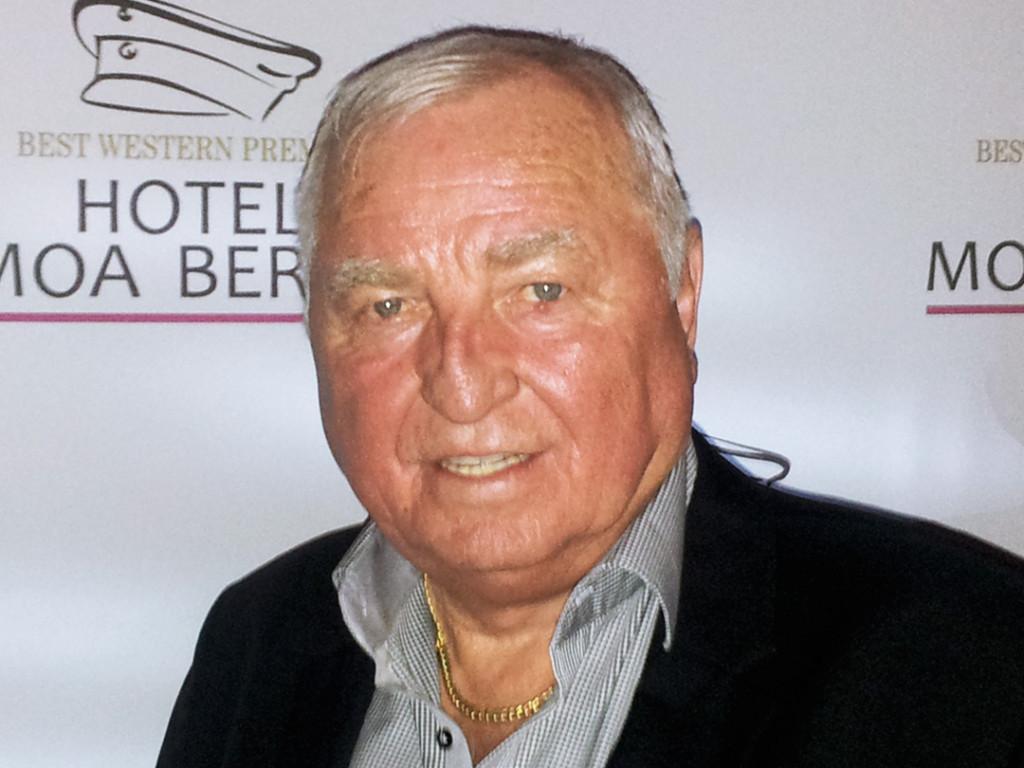 Ulli Wegener | Boxtrainer