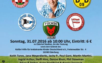 Sommerfest & Benefiz-Fußball-Turnier