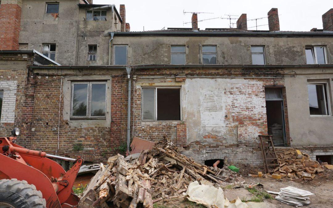 Das erste Familienhaus: Der Beginn