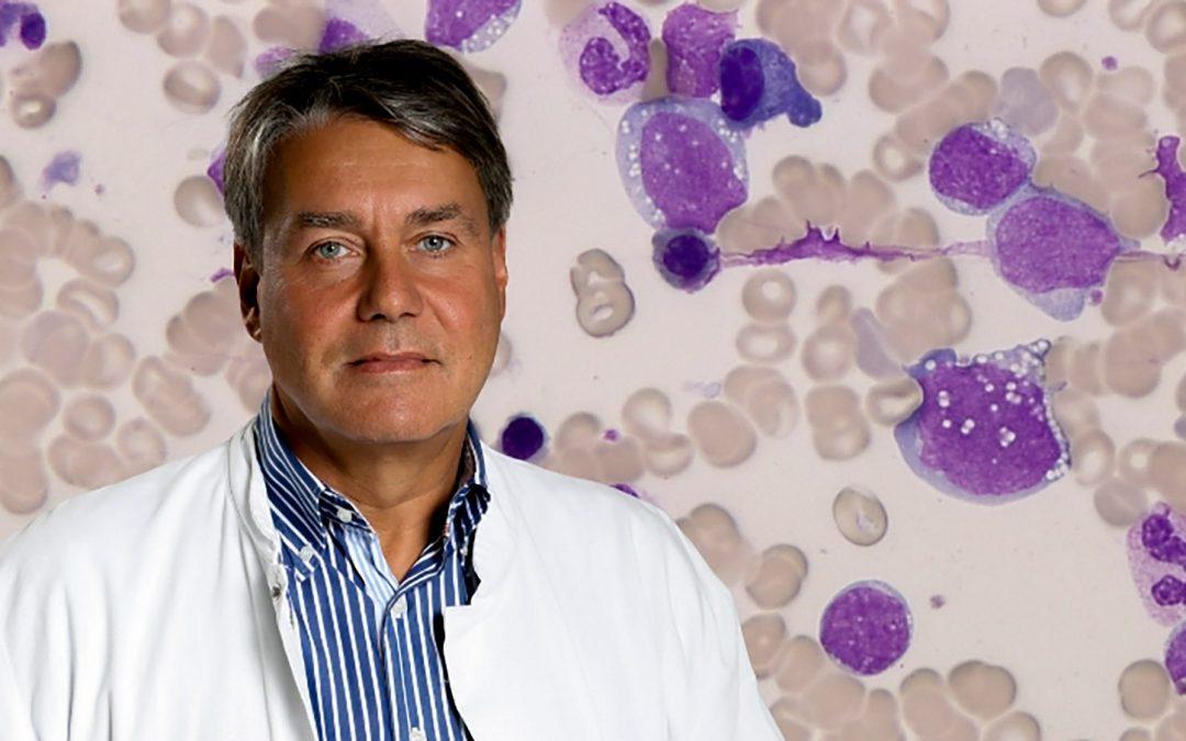 Forschender Arzt zu Krebs aus unserem Ärzte-Team