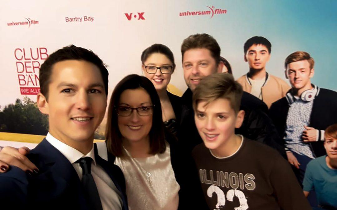 Kinobesuch mit Familie D.