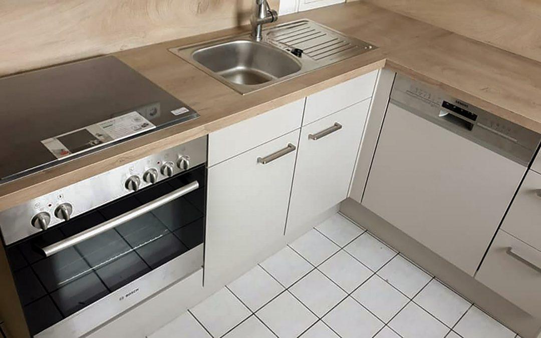 Neue Küche für Familie C. geplant