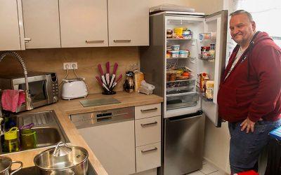 Neue Küche für Familie C.