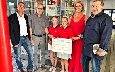 Großen Dank and die Kolibri Grundschule!