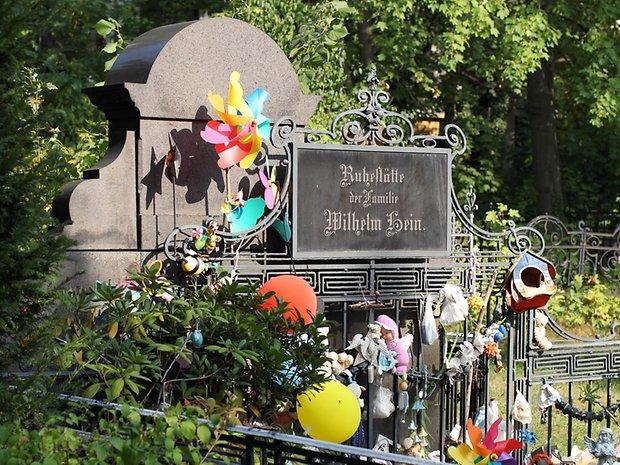 Der Friedhof der toten Kinder