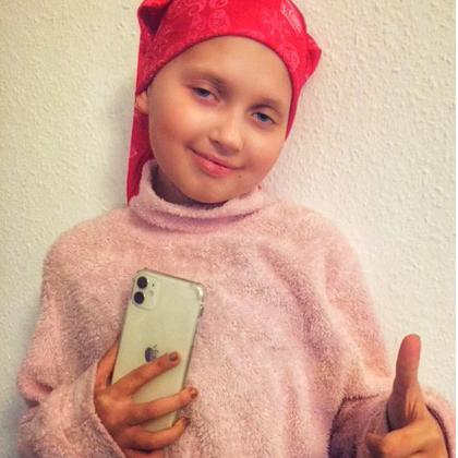 Neues Handy für Alina