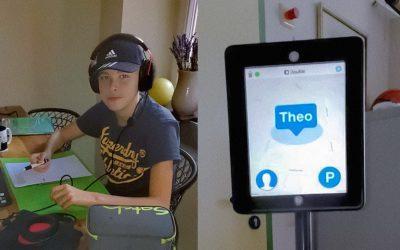 Ein Schulroboter für Theo