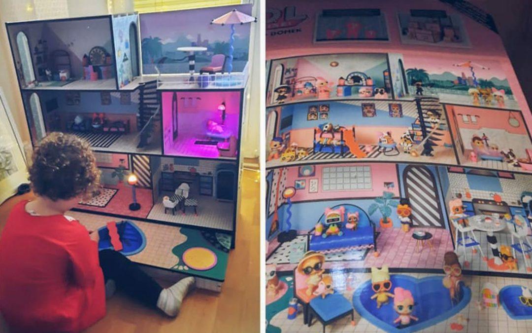 Ein Puppenhaus für Emmy