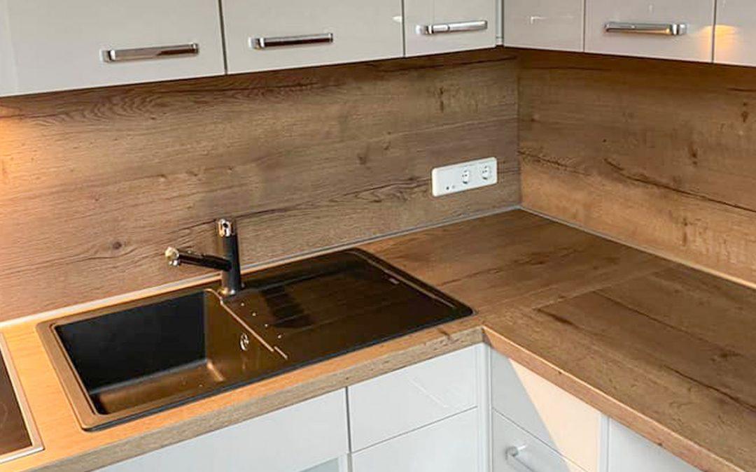 Eine neue Küche für Antonia's Familie