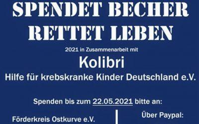 Hertha's Spendenaktion