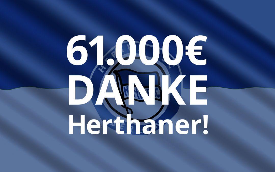Danke Herthaner