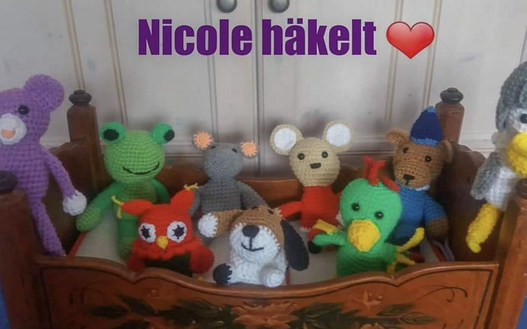 Nicole häkelt – Das neue Projekt