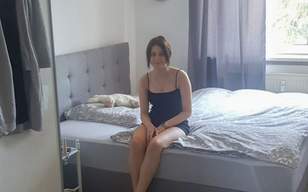 Lisas neuen Zimmer