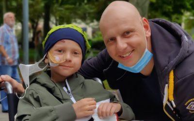 Spende und werde der große Held von Finn!