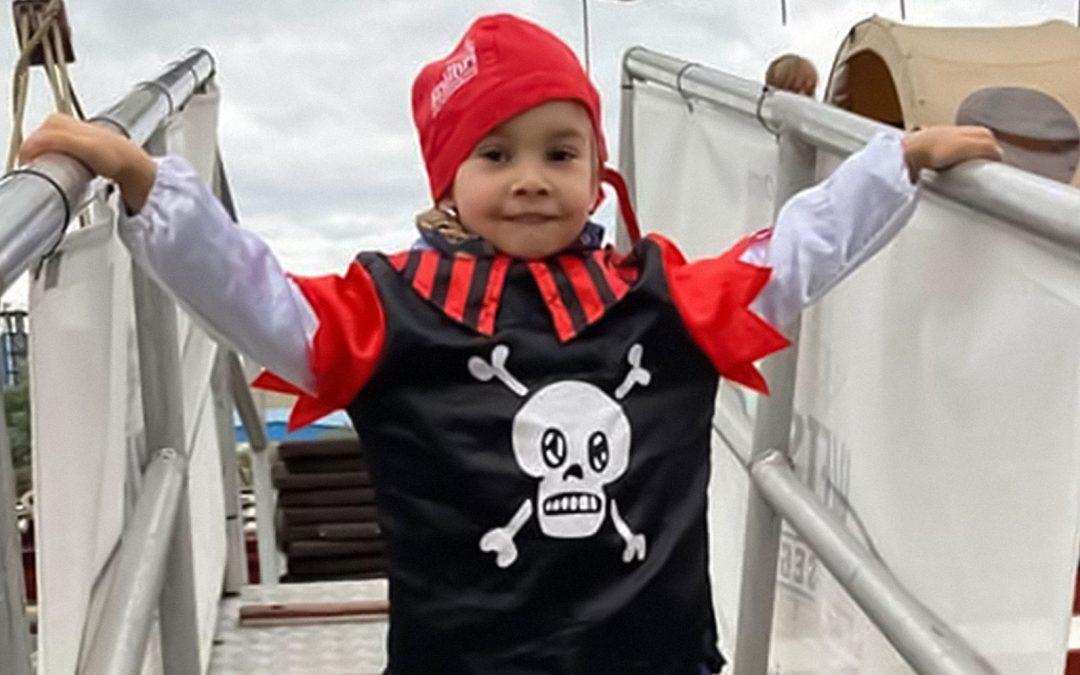 Piraten-Abenteuer mit dem Helios Klinikum